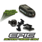 Action videokamera Epic Video Cam HD