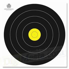 Jousitaulu maastoammuntaan 80 x 80cm JVD - FITA jousitaulut - 102812-1000 - 1