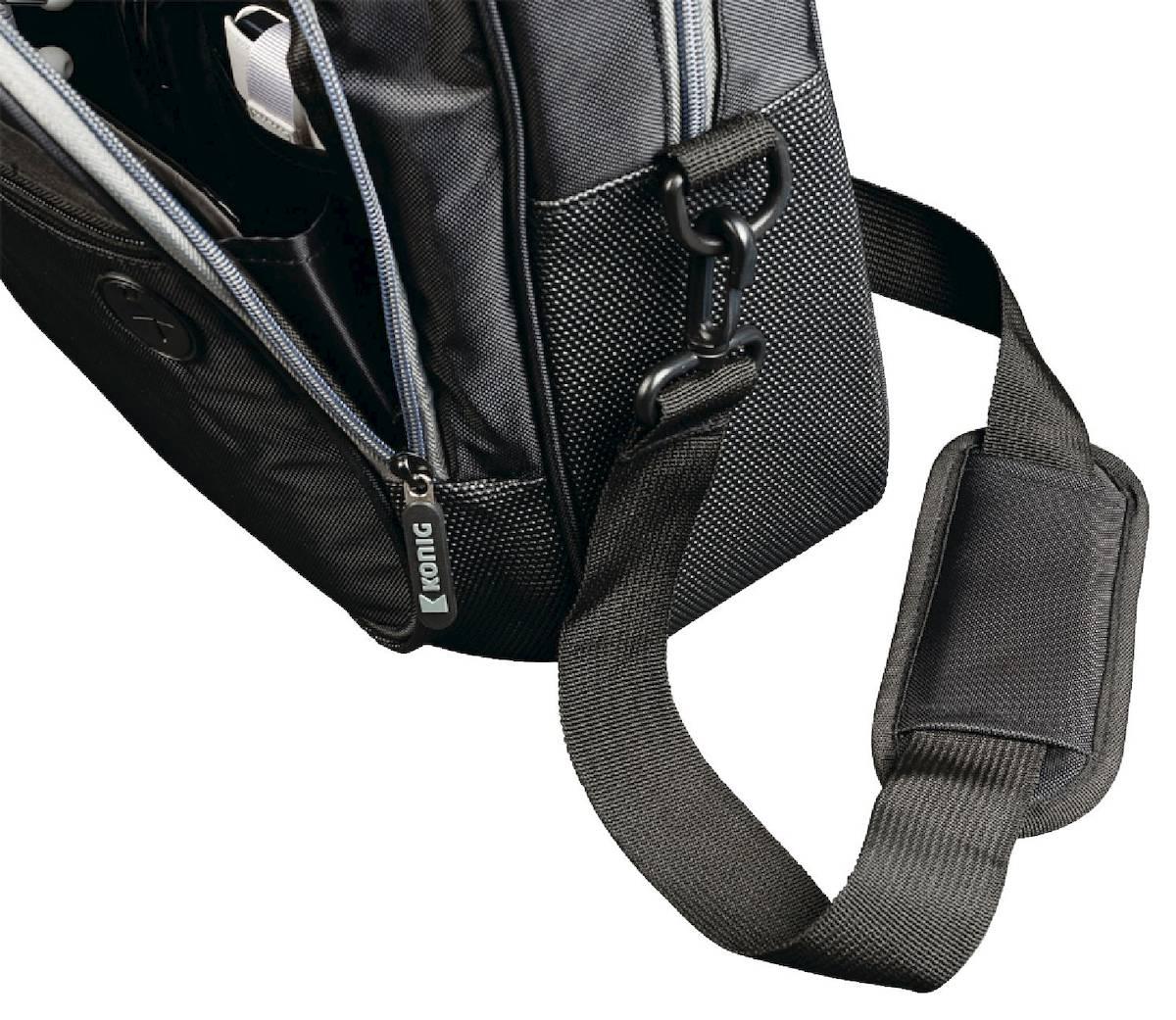Tietokone Laukku 14 : Kannettava tietokoneen laukku quot polyesteri musta