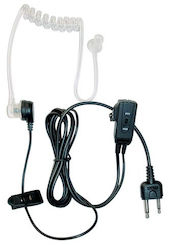 Security headset Midland MA 31-LK - Korvakuulokkeet mikrofonilla - 8011869177262 - 1