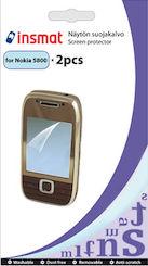 Näytön Suojakalvo Nokia 5800 - Näytön suojakalvot - 860-8963 - 1