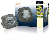 Led Aurinkokenno rock valo plastic - LED Valaisimet - 8711387052514 - 1