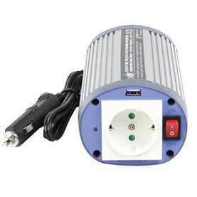 Invertteri 24 - 230 V 150 W USB - Invertterit 24-230V - 5412810116454 - 1