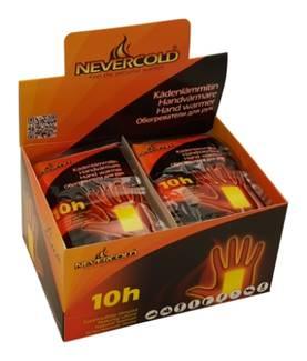 Kädenlämmitin Nevercold 10h - Kädet - 6430038642004 - 1