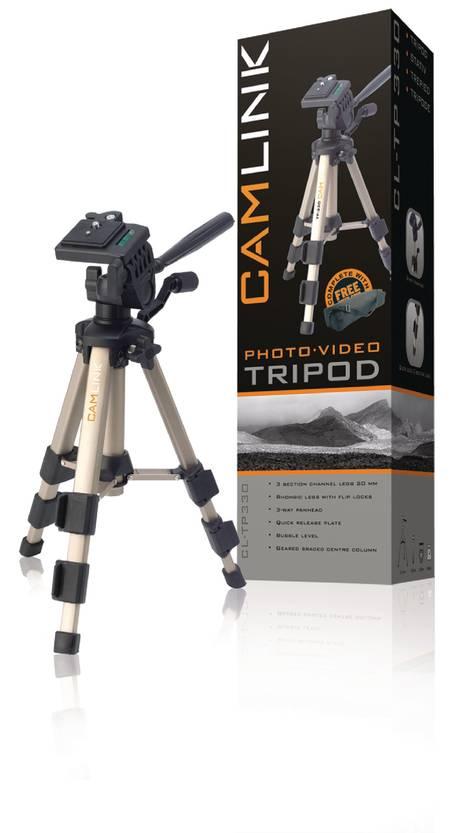 Kamera   Video Kolmijalka Panorointi- ja kallistustoiminto 61 cm Pronssi -  Kolmijalat - 5037461900155 - f6dd8a3c8d