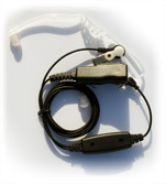 Security headset Handic - Korvakuulokkeet mikrofonilla - 7331359001558 - 1