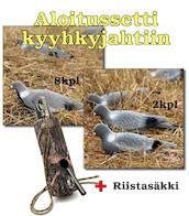 Kyyhkypaketti - Kyyhky - Kyyhky_paketti - 1